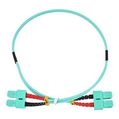 pro snake LWL cable SC-SC Duplex 0,5 OM3