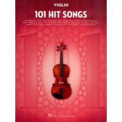 Hal Leonard 101 Hit Songs For Violin