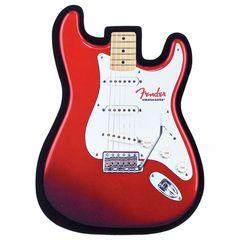 Fender Mouse Pad Stratocaster Design