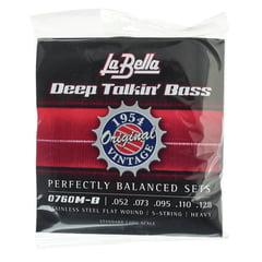 La Bella 0760M-B Deep Talkin Bass