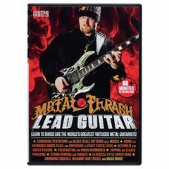 Guitar World Metal Thrash Lead Guitar
