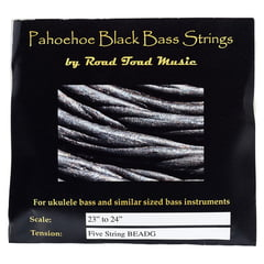 Kala U- Bass 5-String Set Road Toad