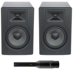 M-Audio BX8 D3 Room Correction Bundle