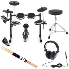 Behringer XD8USB E-Drum Set Bundle