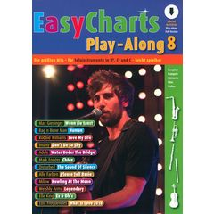 Schott Easy Charts 8 Play-Along