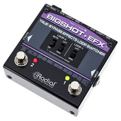 Radial Engineering Bigshot EFX V2