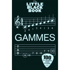 Wise Publications Little Black: Gammes - French