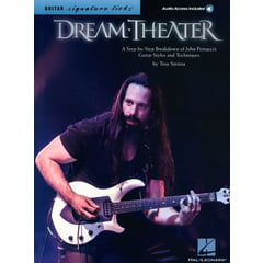 Hal Leonard Dream Theater Signature