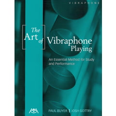 Hal Leonard The Art of Vibraphone Playing