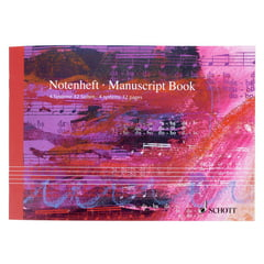 Schott Manuscript Book A5/4