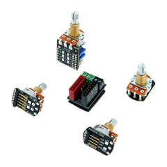 EMG 1 or 2 Pickups P/P Wiring Kit