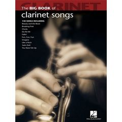 Hal Leonard Big Book of Clarinet Songs