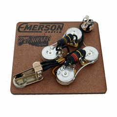 Emerson Custom DC Prewired Kit