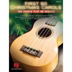Hal Leonard First 50 Christmas Ukulele