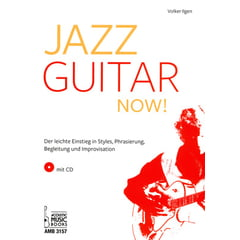 Acoustic Music Jazz Guitar Now !