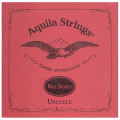 Aquila 90U Red Series Ukulele Set