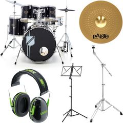 Hamaril Acoustic Drum Set Bundle 2
