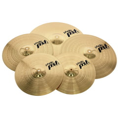 "Paiste PST3 Universal Set + 16"" Crash"