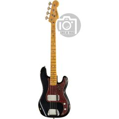 Fender 59 P-Bass Relic BK