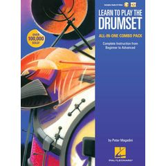 Hal Leonard Learn to Play The Drumset
