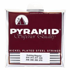 Pyramid 1076-8 NPS Regular 8 StringSet