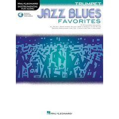 Hal Leonard Jazz Blues Favorites Trumpet