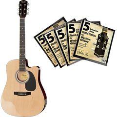 Fender Squier SA-105CE NA Bundle 3