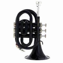 Thomann TR 25 Bb-Pocket Trumpet Black