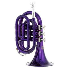 Thomann TR 25 Bb-Pocket Trumpet Purple