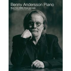 Wise Publications Benny Andersson: Piano