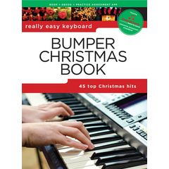 Wise Publications Christmas Book Keyboard