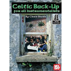 Mel Bay Celtic Backup For All Instr.
