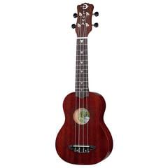 Luna Guitars Vintage Mahogany Soprano RS