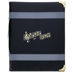 Rolf Handschuch Music Folder Symphonie Black
