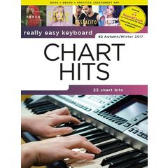 Wise Publications Really Easy Keyboard: Chart