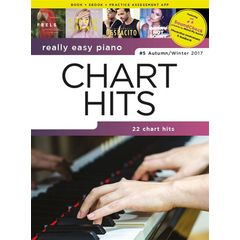 Wise Publications Really Easy Piano: Chart Hits