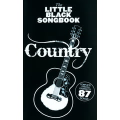 Wise Publications The Little Black Book Country