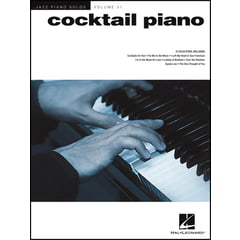 Hal Leonard Jazz Piano Cocktail Piano