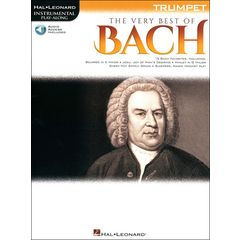 Hal Leonard The Very Best Of Bach Trumpet