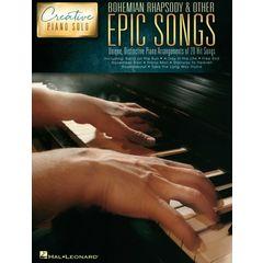 Hal Leonard Creative Piano: Epic Songs