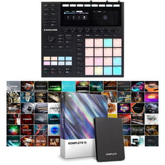 Native Instruments Maschine MK3 Komplete Bundle