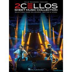 Hal Leonard 2 Cellos: Sheet Music Collec.