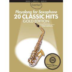 Wise Publications Guest Spot:20 Classic Hits Sax