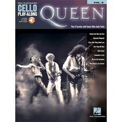 Hal Leonard Cello Play-Along Queen