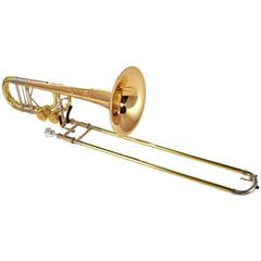 "S.E. Shires BII 7 GM 10"" Bass Trombone"