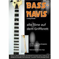 Bernd Jagla Fretboard-Navis for den Bass