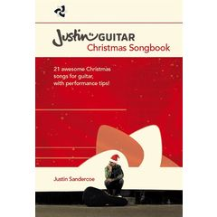 Wise Publications Justin Guitar Christmas