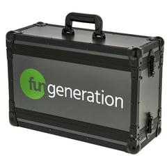 Fun Generation Rack 4U Eco Wood Compact 23