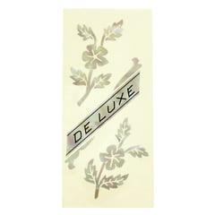 Jockomo Headstock-De Luxe Flowers