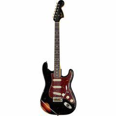 Fender 67 Strat Relic ABLKo3TSB
